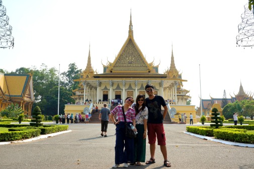 the Throne Hall